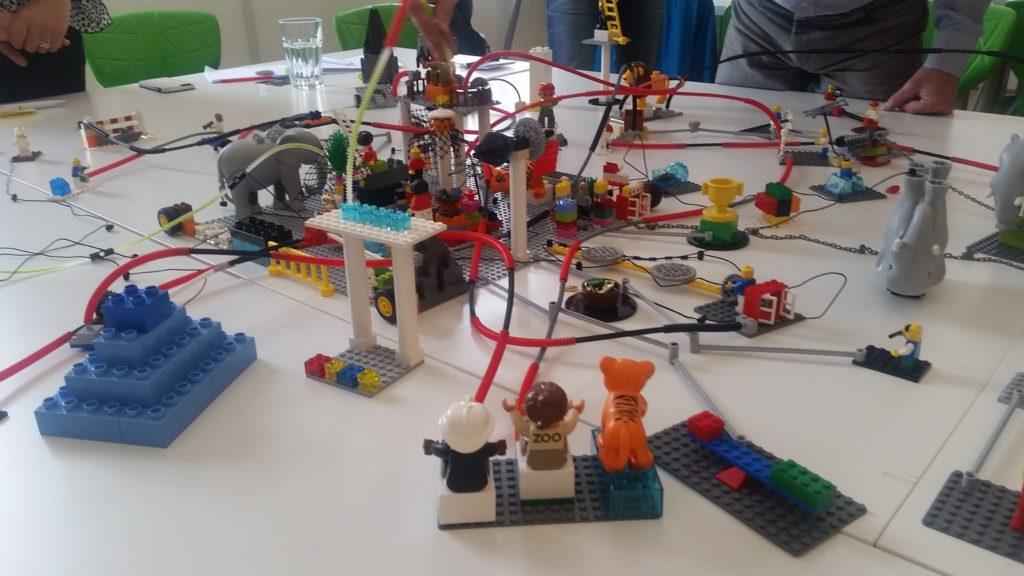 Lego Serious Play módszertan