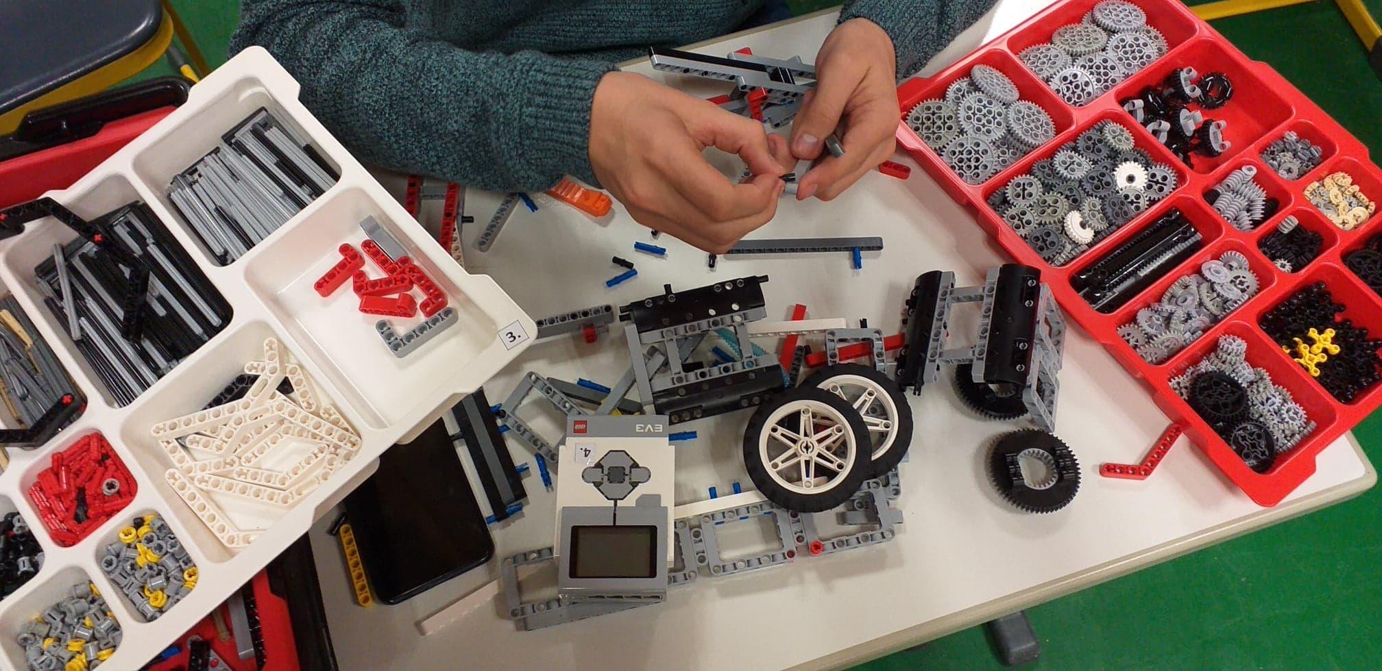 Robotépítés
