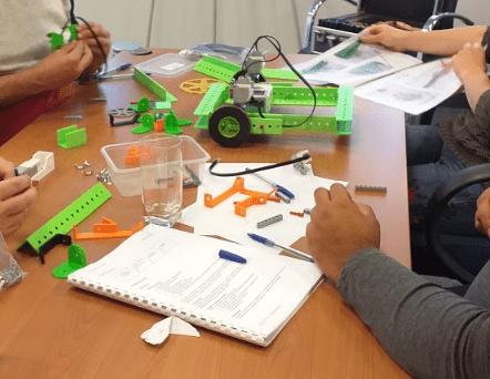 Robotépítés - játékos projektmenedzsment